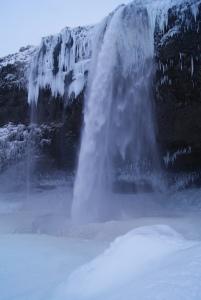 Selandjafoss Waterfall, South Coast Tour