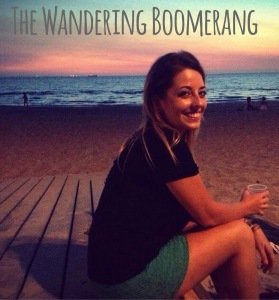 THE WANDERING BOOMERANG