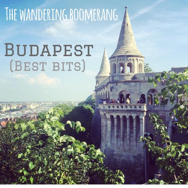 Budapest best bits