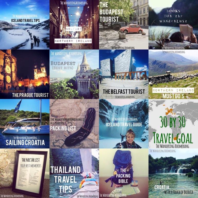 www.thewanderingboomerang.com travel blog