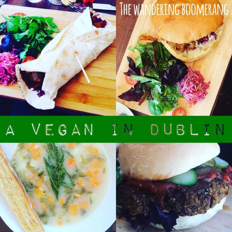 a vegan in dublin - www.thewanderingboomerang.com